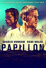 Watch Free Papillon (2017)