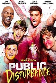 Watch Free Public Disturbance (2017)