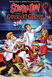 Watch Free ScoobyDoo! and the Gourmet Ghost (2018)