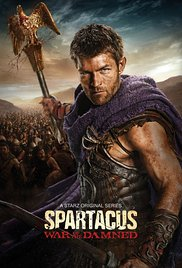 Watch Free Spartacus: War of the Damned (2010 2013)