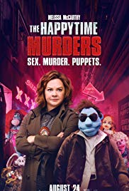 Watch Free The Happytime Murders (2018)