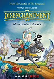 Watch Free Disenchantment (2018)