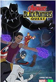 Watch Free Avengers: Black Panthers Quest