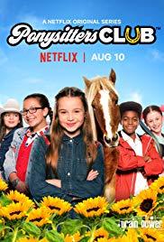 Watch Free Ponysitters Club (2017)