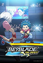 Watch Full Movie :Beyblade Burst (2016)