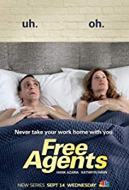 Watch Free Free Agents (2011)