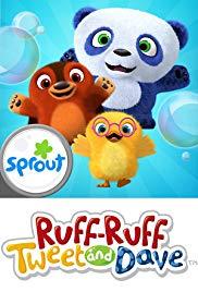Watch Free RuffRuff Tweet and Dave (2015)