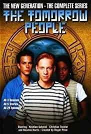 Watch Free The Tomorrow People (19921995)