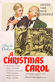 Watch Free A Christmas Carol (1938)