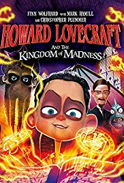 Watch Free Howard Lovecraft and the Kingdom of Madness (2018)
