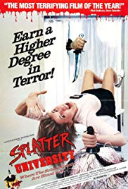 Watch Free Splatter University (1984)