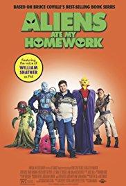Watch Free Aliens Ate My Homework (2018)