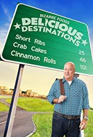 Watch Free Bizarre Foods: Delicious Destinations (2015 )