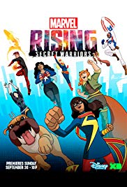 Watch Free Marvel Rising: Secret Warriors (2018)