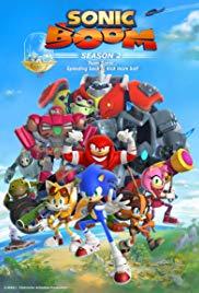 Watch Free Sonic Boom (2014 )