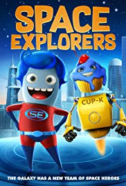 Watch Free Space Explorers (2018)