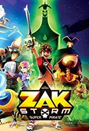 Watch Free Zak Storm (2015 )