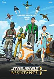 Watch Full Movie :Star Wars Resistance (2018 )