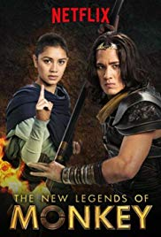 Watch Free The New Legends of Monkey (2018 )
