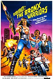 Watch Free 1990: The Bronx Warriors (1982)
