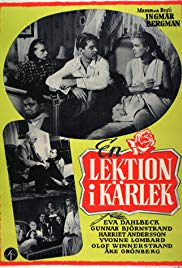 Watch Free A Lesson in Love (1954)