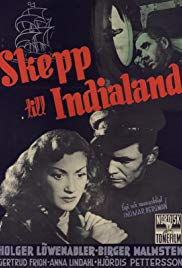 Watch Free A Ship to India (1947)