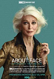 Watch Free About Face: Supermodels Then and Now (2012)