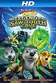 Watch Free Alpha and Omega 4: The Legend of the Saw Toothed Cave (2014)