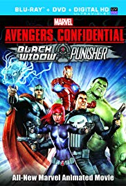 Watch Free Avengers Confidential: Black Widow & Punisher (2014)