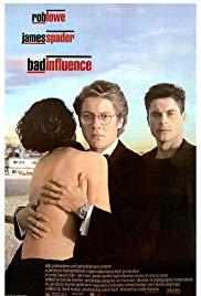 Watch Free Bad Influence (1990)