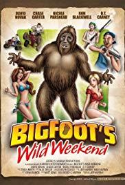 Watch Free Bigfoots Wild Weekend (2012)