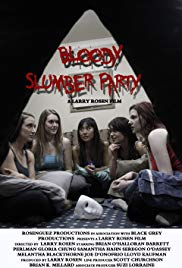 Watch Free Bloody Slumber Party (2014)