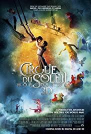 Watch Free Cirque du Soleil: Worlds Away (2012)