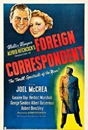 Watch Free Foreign Correspondent (1940)