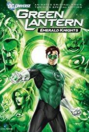 Watch Free Green Lantern: Emerald Knights (2011)