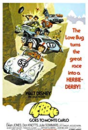 Watch Free Herbie Goes to Monte Carlo (1977)