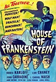 Watch Free House of Frankenstein (1944)