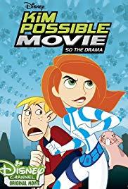 Watch Free Kim Possible: So the Drama (2005)