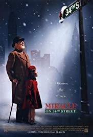 Watch Free Miracle on 34th Street (1994)