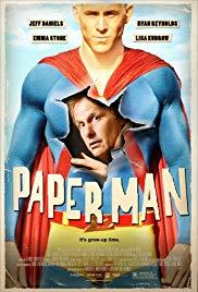 Watch Free Paper Man (2009)