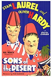 Watch Free Sons of the Desert (1933)