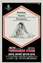 Watch Free The Andromeda Strain (1971)