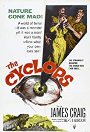Watch Free The Cyclops (1957)