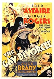 Watch Free The Gay Divorcee (1934)
