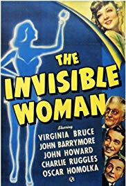 Watch Free The Invisible Woman (1940)
