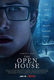 Watch Free The Open House (2018)