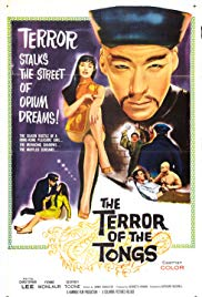 Watch Free The Terror of the Tongs (1961)