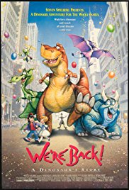Watch Free Were Back! A Dinosaurs Story (1993)