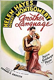 Watch Free Another Language (1933)