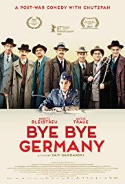 Watch Free Bye Bye Germany (2017)